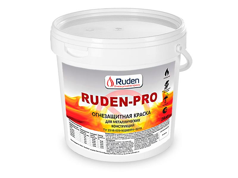 Огнезащитная краска RUDEN-PRO